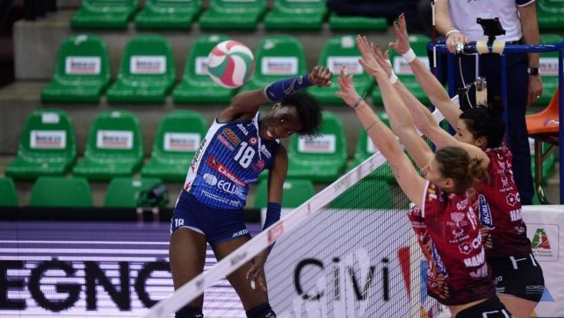 Foto Michele Gregolin / Imoco Volley Conegliano