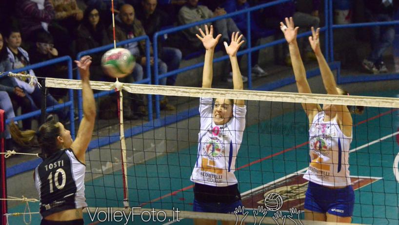Bastia-Gecom PG - Campionato Nazionale Femminile Serie B1-Girone C 2013/14