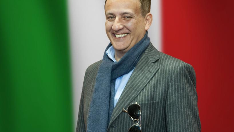 Massimo Patiti, Presidente TUUM Perugia Volley 2015-16