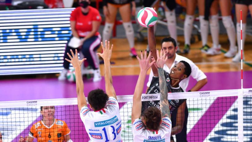 Foto: Maurizio Lollini / Ufficio Stampa Bartoccini Fortinfissi Perugia