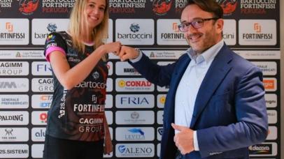 Foto: Lollini / Ufficio Stampa Bartoccini Fortinfisssi Perugia